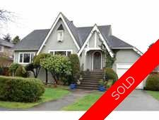 Kerrisdale 2 storey w/basement for sale:  3 bedroom 3,193 sq.ft. (Listed 2013-02-25)