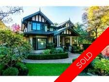 Kerrisdale 2 storey w/basement for sale:  6 bedroom 4,463 sq.ft. (Listed 2014-04-02)