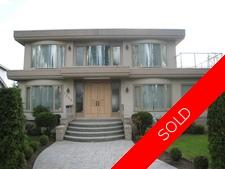 South Granville 2 storey w/basement for sale:  5 bedroom 4,497 sq.ft.